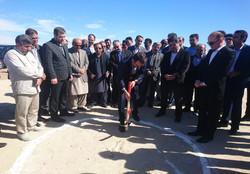 عملیات اجرایی ۳ طرح زیربنایی در بندر چابهار آغاز شد