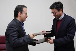 دانشگاه علوم پزشکی واستاندارد اردبیل تفاهمنامه همکاری امضا کردند