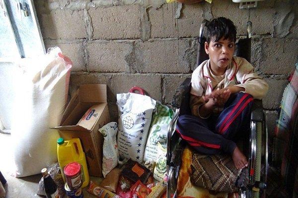 جمع آوری کمکهای مردمی برای مظلومین یمن