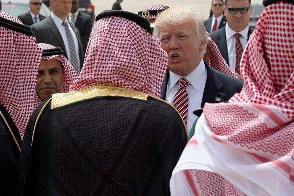 سعودی عرب کا پردہ فاش/ ٹرمپ کو انتخابات میں رشوت کی بھاری رقم فراہم کی