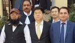 کراچی میں چینی پولیس کا سات رکنی وفد پہنچ گيا