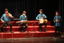 پانزدهمین جشنواره موسیقی استان زنجان آغاز شد
