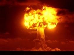 Israeli tactical nuclear bomb