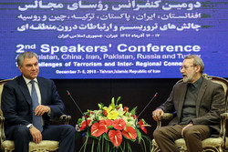 Iran-Russia strategic coop. in line with mutual interests: Volodin