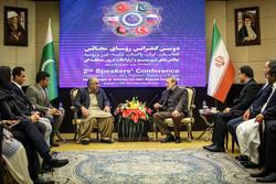 روس اور پاکستان کے اسپیکروں کی لاریجانی سے ملاقات