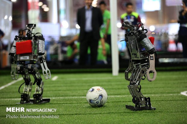 Robocup Asia-Pacific 2018 in Kish Island