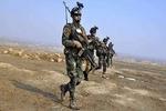 ۱۳ سرباز افغانستان در ولایت «ارزگان» کشته و زخمی شدند