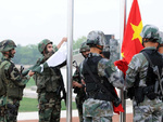 چین کا فوجی دستہ پاکستان پہنچ گیا
