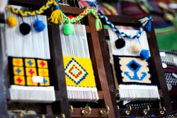 افتتاح بزرگترین کارگاه تولیدی صنایع دستی شهرستان چرام