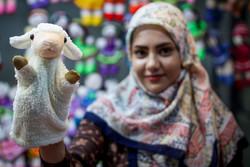 """İran'da düzenlenen """"3. El Sanatları Sergisi""""nden kareler"""