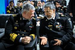 ایرانی بحریہ کی جدید وسائل پر مبنی نمائش