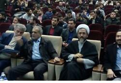 تنش شدید بین دانشجویان درمراسم روز دانشجو/پزشکیان جلسه را ترک کرد