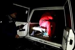 نجات ۲ کوهنورد گمشده در کوه عون بن علی تبریز