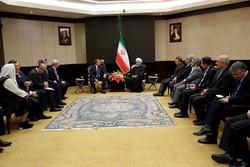 الرئيس الايراني: منطقة جابهار فرصة أمام المستثمرين الإقليميين