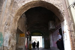 Historical arcades, passageways to be restored in Qom