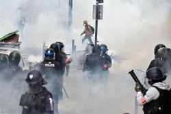 فرانس میں احتجاجی مظاہرے جاری