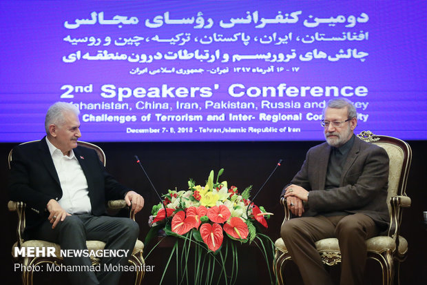 US behavior creates international disorder: Larijani