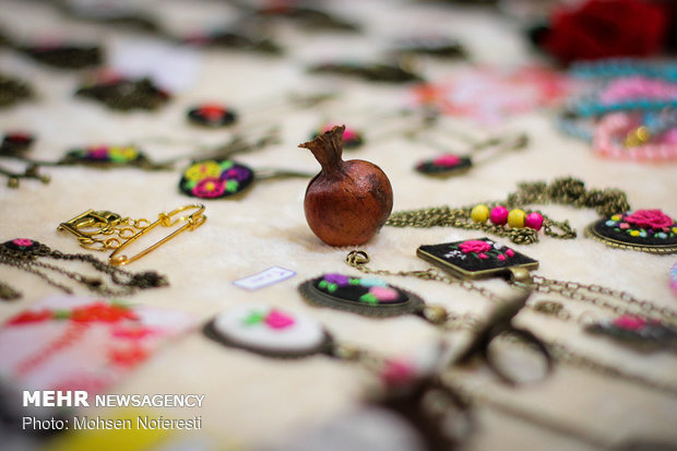 Birjand hosts 3rd National Exhibition of Handicrafts
