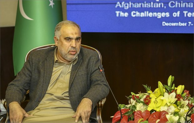Pakistan vows to always stand by Iran's side
