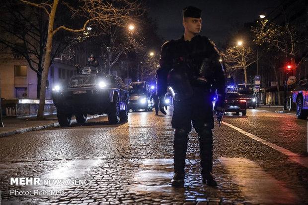 حکومت نظامی در پاریس