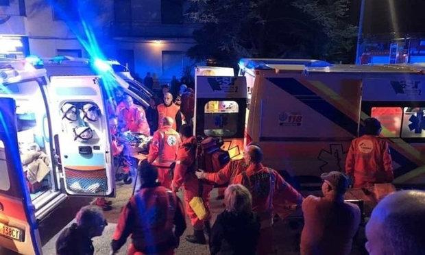 اٹلی کے ایک نائٹ کلب میں بھگدڑمچنےسے 6 افراد ہلاک