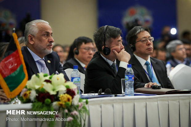 Second Speakers Conference in Tehran