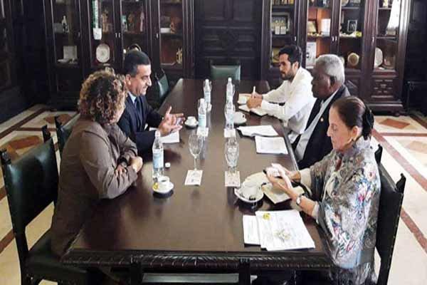 موضع گیری رئیس مجمع ملی قدرت خلق کوبا درباره سوریه