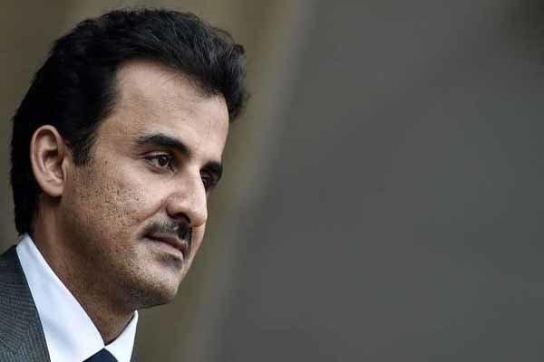 امیر قطر به ریاض می رود؟
