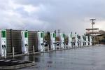 نصب سریع ترین شارژرهای خودروهای برقی در کالیفرنیا