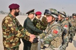ورود نیروهای چینی به پاکستان در آستانه رزمایش «جنگجوی-ششم»