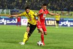 نادي سباهان يستعيد صدارة الدوري الايراني بعد تعادل مع برسبوليس