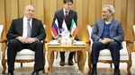 Iran, Russia call for supporting private sectors in sanctions era