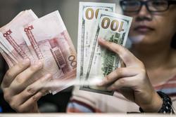 نرخ یوآن چین در معاملات امروز جهش کرد