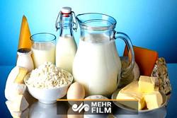 صادرات فرآورده های لبنی در مازندران رشد یافت