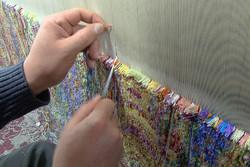 کاهش صادرات فرش دستباف ترکیه