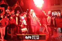 فلم/ برسلز میں پولیس نے 70 مظاہرین کو گرفتار کرلیا