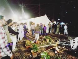کراچی میں ایک تقریب کے دوران بم دھماکے میں 6 افراد زخمی