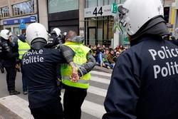 فرانس کے بعد بیلجیم اور ہالینڈ میں بھی عوامی احتجاج کا آغاز