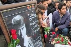 پیکر رحیم ذبیحی هنرمند و فیلمساز بانه ای در زادگاهش تشییع شد