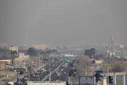 هوای باقرشهر در آستانه وضعیت بنفش/شاخص آلودگی به ۱۹۶ رسید
