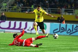 """İran'ın nefes kesen """"El Clasico"""" maçından kareler"""