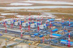 گازپروم روسیه آخرین واحد میدان گازی قطب شمال را افتتاح کرد