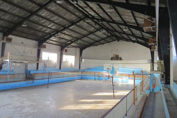 سرانه ورزشی شهر کیان افزایش می یابد