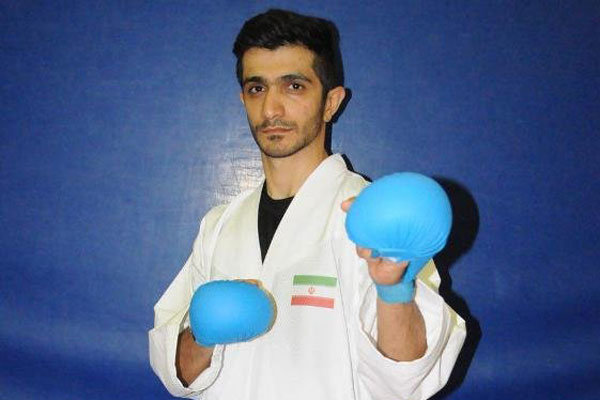 Iranians win 1 gold, 1 bronze at Karate1-series A