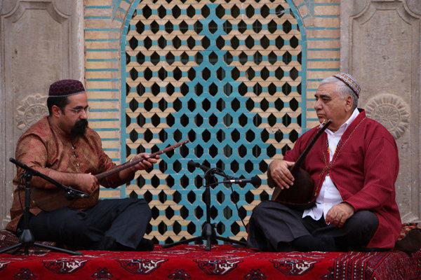 """İranlı müzik grubu """"Kohan"""" Türkmenistan'da sahne alacak"""