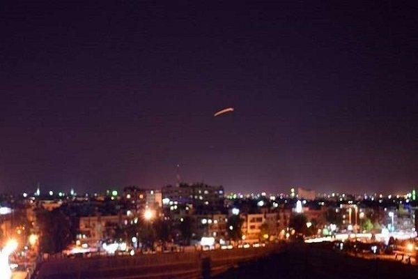 عدوان جديد يستهدف مطار دمشق الدولي