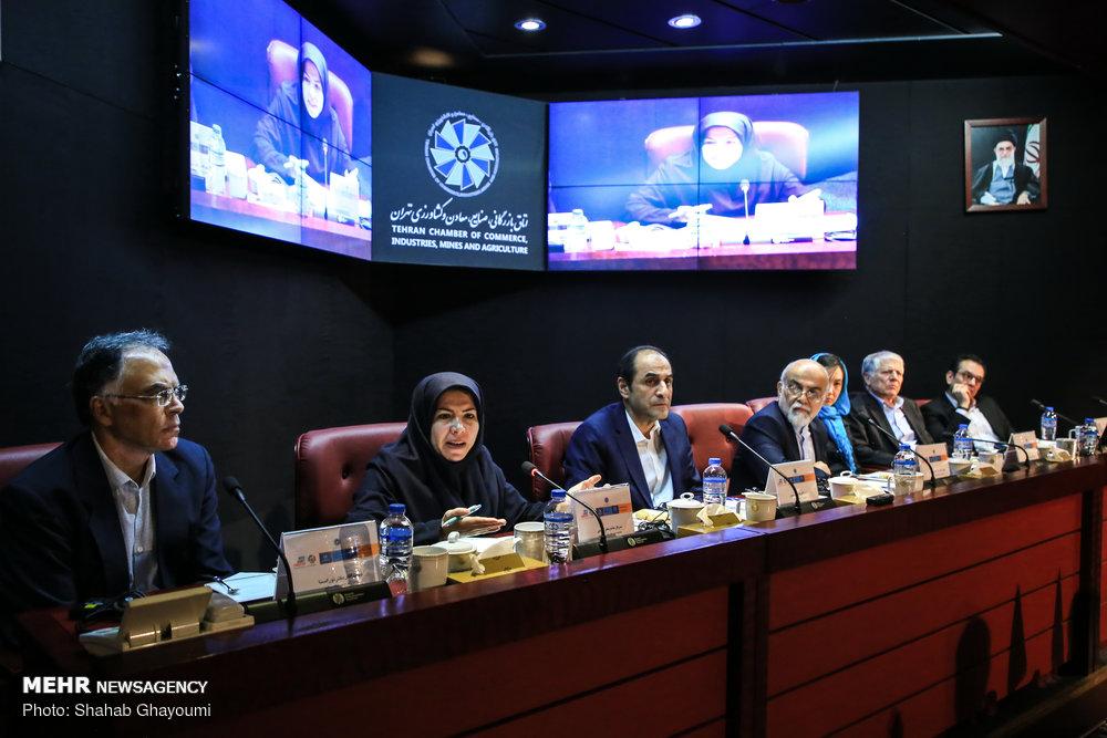 تہران میں کرپشن کے خلاف سمینار