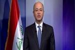 رئیس جمهور عراق به سوریه میرود