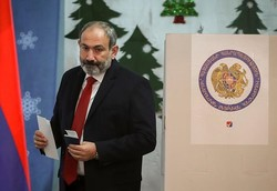 PM Nikol Pashinyan wins Armenia's election