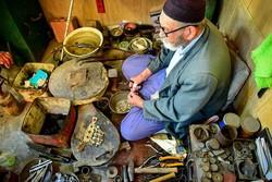 Meet 80-year-old Turkmen jeweler